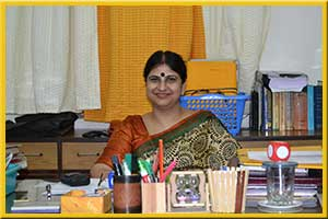 Dr. Anita Chattopadhyay Gupta – Principal